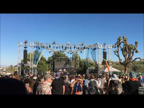 Cherry Glazerr - Live at Desert Daze, Moon Stage 10/1/2016