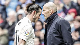 Why do Zinedine Zidane and Gareth Bale hate each other? | Oh My Goal