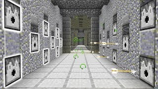 DON'T ENTER THIS MINECRAFT ROOM..