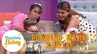 Pokwang shares her priceless moments with her daughter Malia   Magandang Buhay