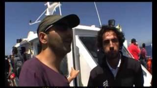 Avistamiento de cetáceos en gibraltar