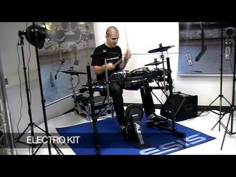 alesis dm10 mesh kit with tx10 and lead bundle from rimmers music
