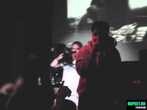 Митя (Константа) - Осталось (LIVE-Воздух-080911)
