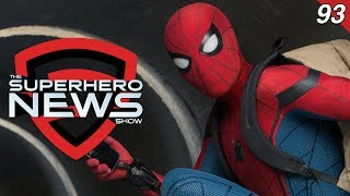 Superhero News #93: Spider-Man spinoffs are not set in the MCU, for now