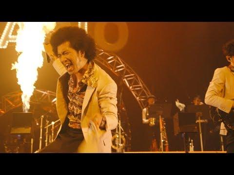 BRADIO-Boom!Boom!ヘブン (OFFICIAL LIVE VIDEO)