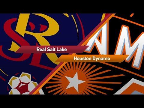 Real Salt Lake vs Houston Dynamo