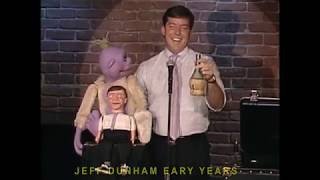 Jeff Dunham's early years