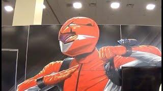 Power Morphicon 2018 Vlog - Day 1 (Power Rangers Toy Hunt, Hasbro, Anaheim Fun + More)