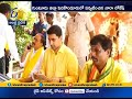 Nara Lokesh Slams Jagan Government Over Sand Issue; Protests At Guntur Collecterate