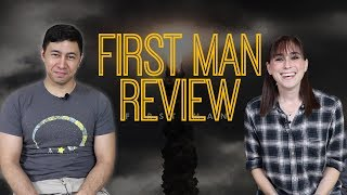First Man Movie Review with Jaby Koay