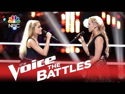 Top 9 Battle & Knockout (The Voice US & UK)