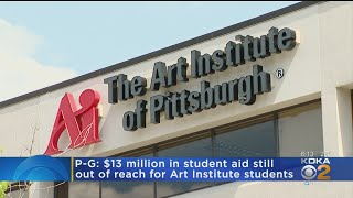 More Trouble For Students At The Art Institute Of Pittsburgh