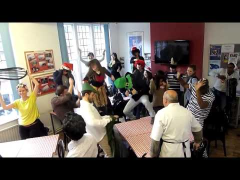 Harlem shake @ Shane Global
