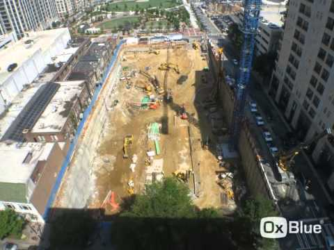 300 S. Tryon - Time lapse video