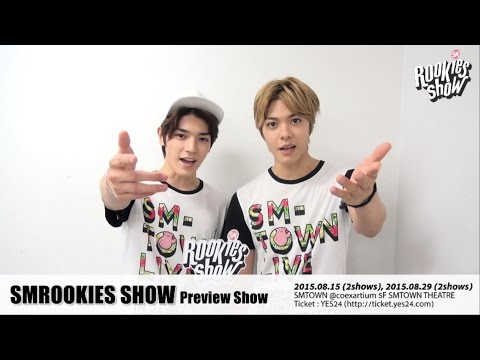 [SMROOKIES SHOW] 홍보영상 [3]- TAEYONG & HANSOL