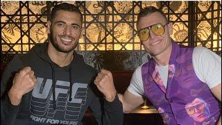 """Mounir Lazzez: """"Darren Till Will Be The Best"""""""