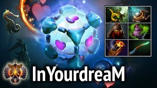 Wisp InYourdreaM.Tigers Support. Full game. Dota 2