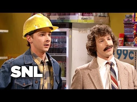 Buying Beer - SNL