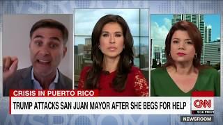 Ana Navarro on Trump's Puerto Rico tweets: How dare he