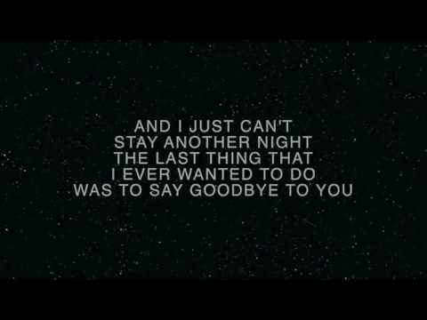 Against The Current - Another You (lyrics)