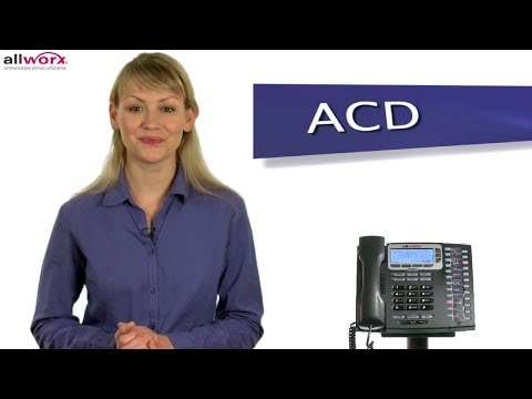 BizVoip.com Presents Allworx Training Series: ACD
