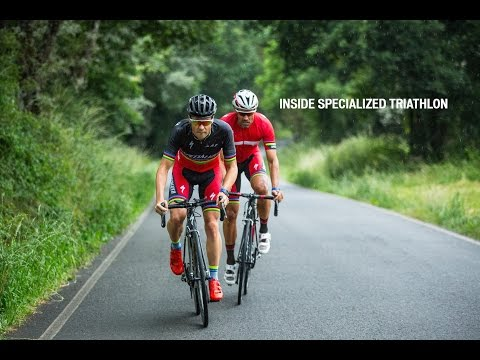 Inside Specialized Triathlon - Javier Gomez