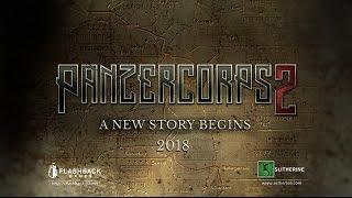 Panzer Corps 2 - Announcement Trailer