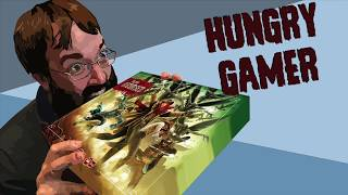 The Hungry Gamer Previews The Few and the Cursed
