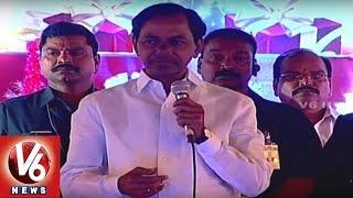 KCR's speech at Christmas celebrations in Hyderabad..