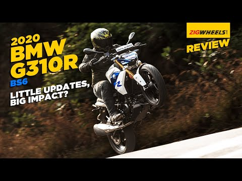 BMW G 310 R BS6 Road Test Review | Bavaria Bounces Back
