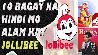 10 Bagay Na Hindi Mo Alam Kay Jollibee | Jevara PH
