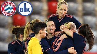 FCB Women proceed to Quarter-Finals | FC Bayern vs. BIIK-Kazygurt | Full Game | Round of 16 - UWCL