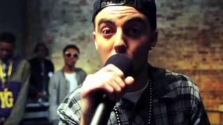 Mac Miller, YG, Diggy Simmons & Lil Twist Cypher - 2011 XXL Freshman