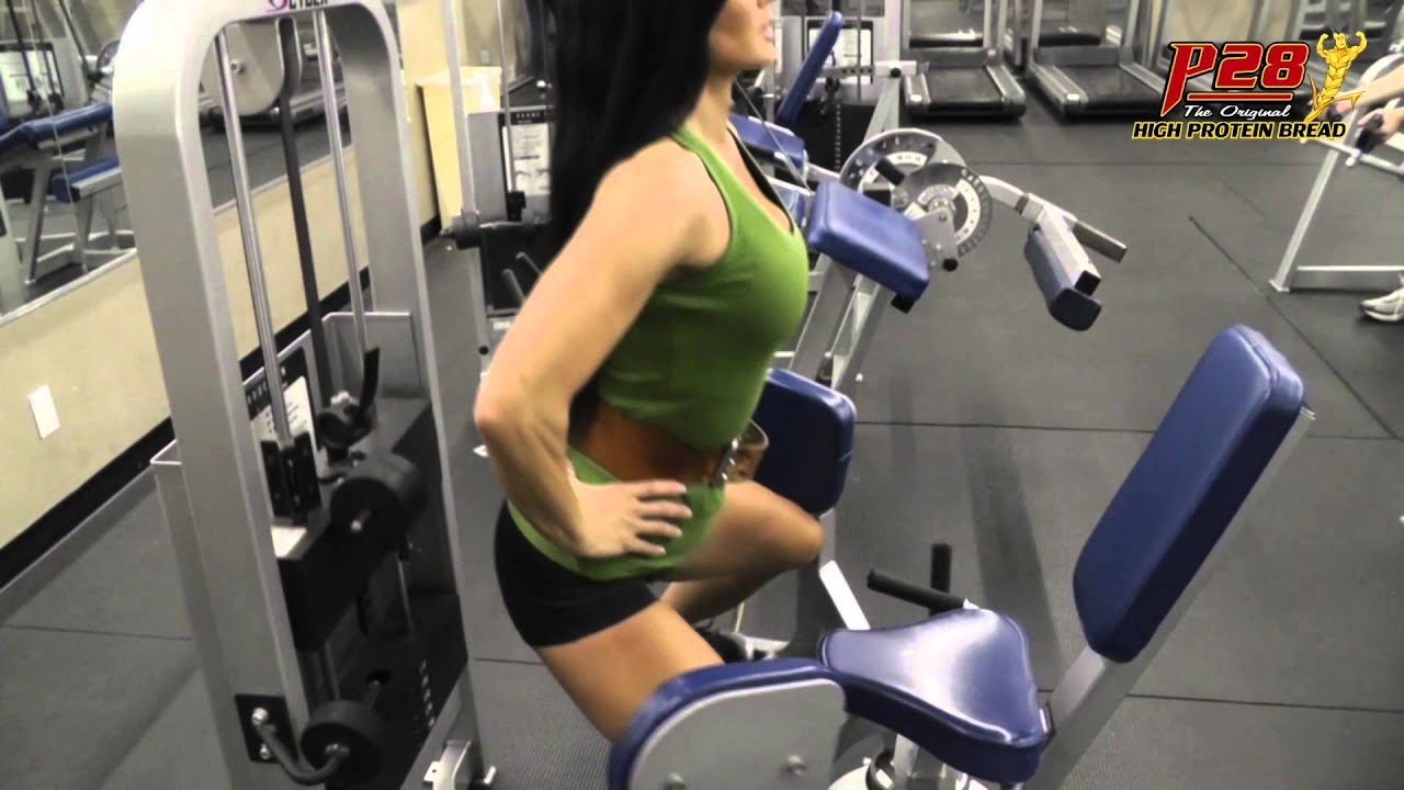 The Glute Series Top 10 Exercises 1 Reverse Abductor