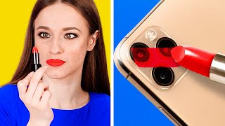 AWESOME LIFE HACKS THAT WILL SAVE YOU A FORTUNE || Cool Tricks And DIYs by 123 Go! Genius