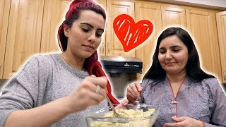 BEST PASTA RECIPE FT. MY DAUGHTER BODMONZAID *in urdu/hindi*