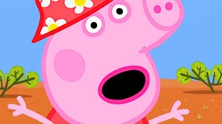 Peppa Pig Official Channel   Peppa Pig's Visit in the Outback