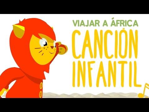 Nene León: Viajar a África