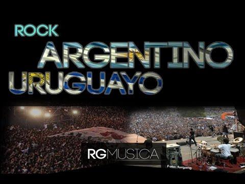 Rock Argentino y Uruguayo (MIX,ENGANCHADO,COMPILADO)