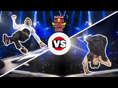 Hong 10 VS Taisuke | Quarterfinals | Red Bull BC One World Final 2016