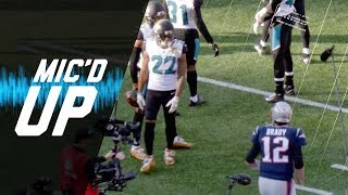 Mic'd Up Jaguars vs. Patriots