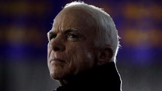 The remarkable life and times of Senator John McCain