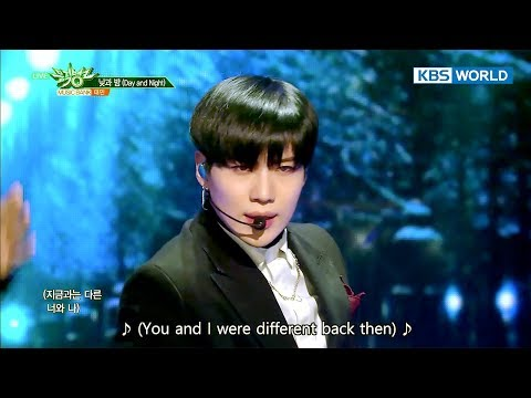 TAEMIN - Day and Night | 태민 - 낮과 밤 [Music Bank COMEBACK / 2017.12.08]