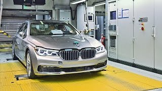 BMW 7 Series (2016) PRODUCTION