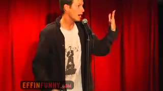 Daniel Tosh - Febreezing the Homeless