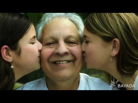 BAYADA Client with ALS: Treasured moments with Frank