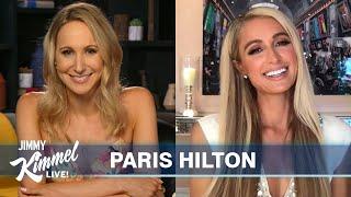 Guest Host Nikki Glaser Interviews Paris Hilton – Quarantine with Boyfriend & Revealing Documentary