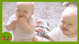 Videos para niños ★ Los mejores bebés y hermanos divertidos que causan problemas #2