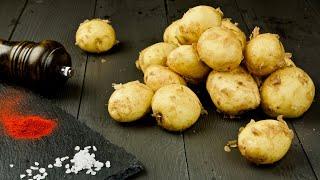 ГОТОВЬТЕ, пока не состарилась! НЕОБЫЧНЫЙ рецепт одновременно НЕЖНОЙ и ХРУСТЯЩЕЙ молодой картошечки