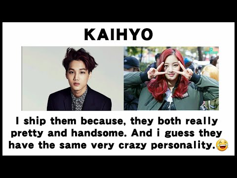 TWICE AND EXO COUPLES 2016!💕 (ONLY MY OPINION)
